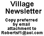 Village Newsletter